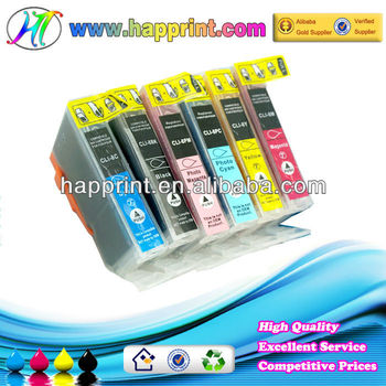 high quality compatible ink cartridge for canon cli8