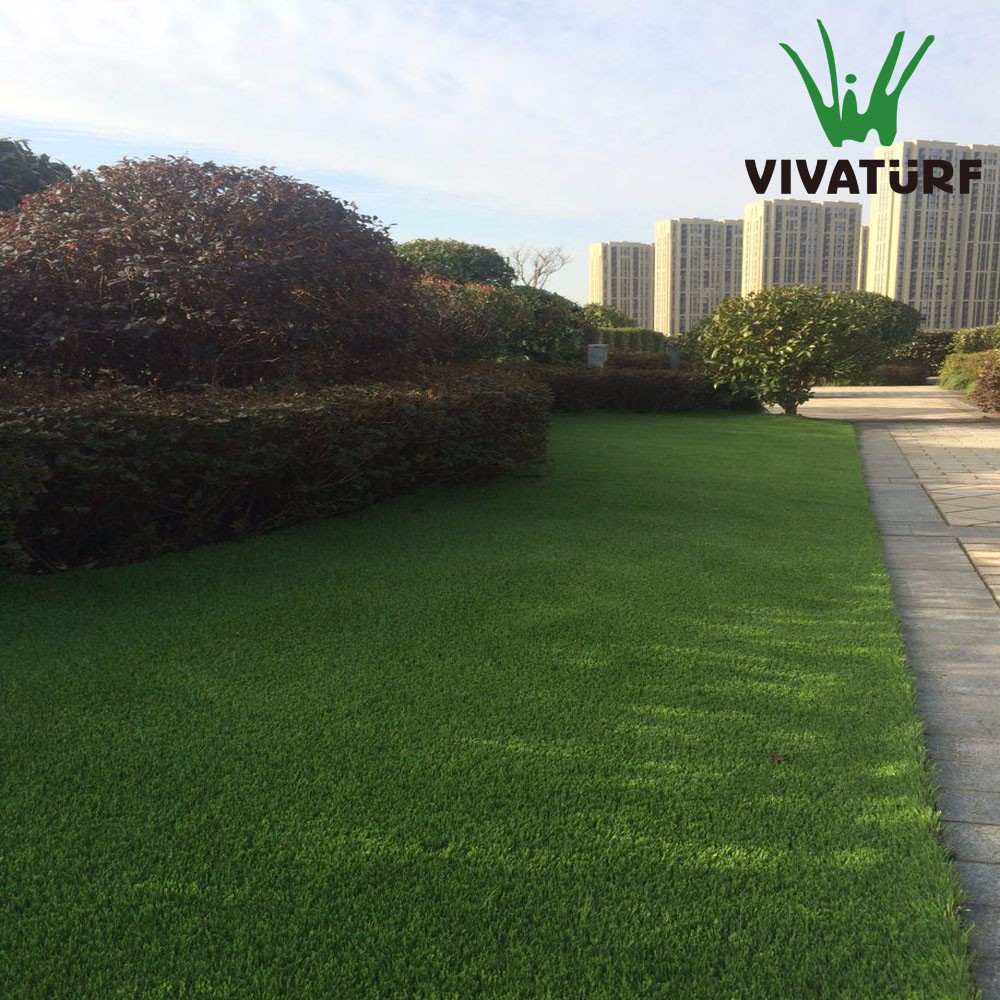 VIVATURF 15' wide Artificial Grass with PU Backing grass