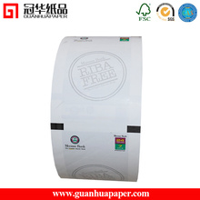 Thermal Till paper Roll for ATM Machine
