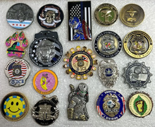 High Quality Metal Challenge Coin