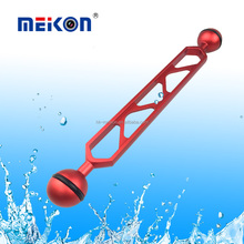 Diving Aluminum Light Arm Meikon Underwater Camera Holder for camera Light Arm