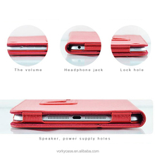PU Leather Case for iPad,with Safety Strap