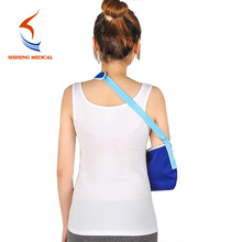 Splint brace both bone forearm fracture arm sling