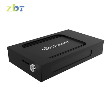 High quality new style dual band 4g lte car taxi/bus wifi router