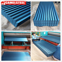 Colored Roof Tile Building Material