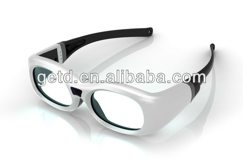 New products,glasses to watch movies 3d with CE FCC RoHS ISO9001--- GT610