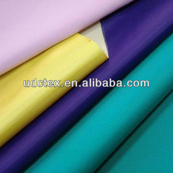 Polyester Taffeta Rain Coat or Umbrella Fabric