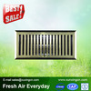 Air conditioning return air ventilation floor vents grille