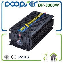 Solar power invert 12v 220v inverter 3kw