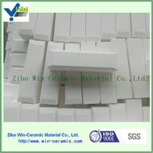 high density of alumina ceramic wear liners brick for ball mill