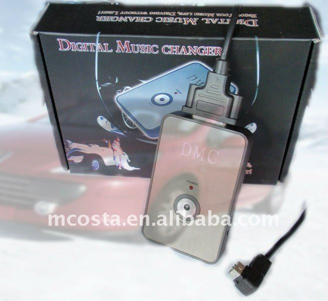 (DMC-9088)Digital Car Music Changer for clarion(CE/FCC/RoHS Approved)