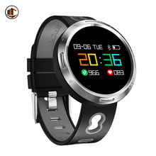 IP68 Fitness Tracker Heart Rate Monitor Bluetooth Bracelet Anti Lost Android Smart Watch