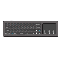1chipT6 keyboard touchpad 43 button 1 touchpad wireless remote control