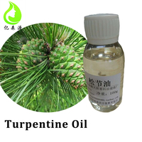 Pure Natural Mineral Turpentine Oils Plant