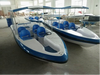 Promotion adults Pedal Boat Water Scooters Electric Boat