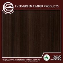 overvalue smoke oak veneer laminate sheet for mdf wall panel
