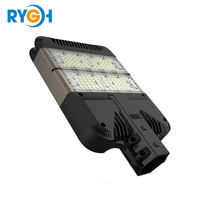 2017 hot new products 80w cob led street light