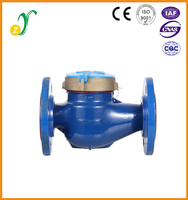 LXLG vortex flow excellent easy to use water meter malaysia supplier