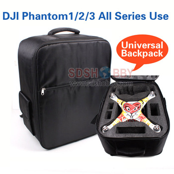 DJI Phantom All Series 1/2/2V/2V+/3S/3P/3A Quadcopter Universal Shoulder Bag Backpack for Walkera X350