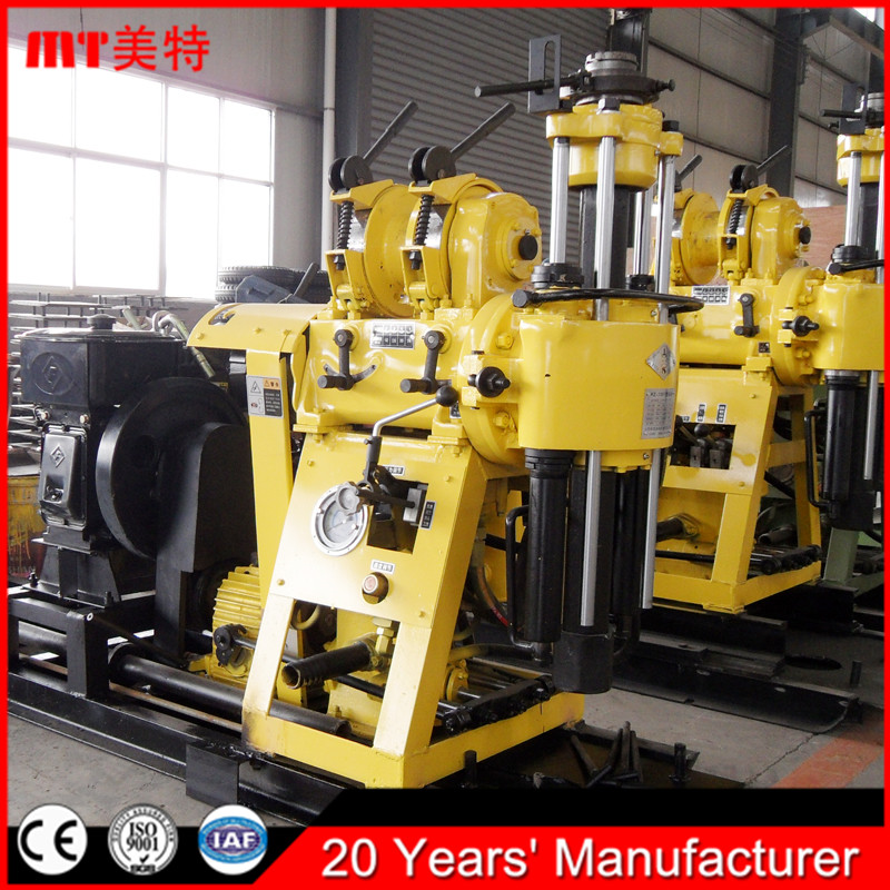 2016 Low price Borehole Drilling Machine /water well drilling rig
