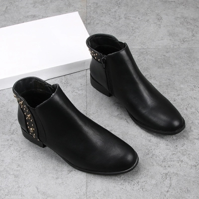 stock ankle chelsea boots women ladies