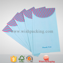 Customized your own logo paper Envelope