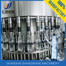 Full Automatic Complete PET Bottled Mineral Water Production Plant