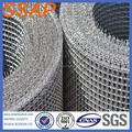 Stainless steel crimped filter wire mesh