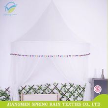 Princess Round Bed Canopy half Moon Play tent for Kids