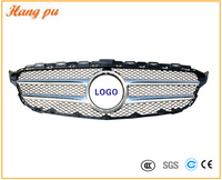 Amg w205 Car Grille Auto Grille Front Bumper grille for Mercedesbenz C Class NEW 2014~2015'YEAR