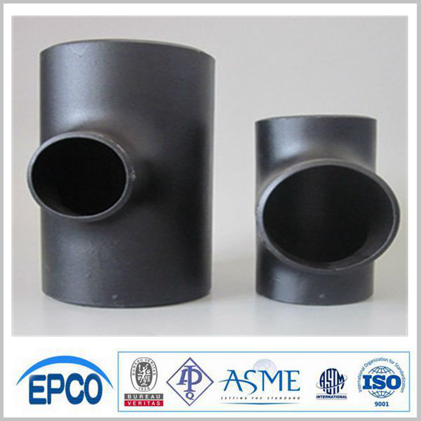 schedule 40 steel tee joint pipe tube pipe fittings