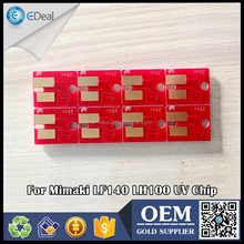 LF140 LH100 printer ink cartridge chip for Mimaki JFX-1631 UJV-160 UJF-3042 auto reset chip