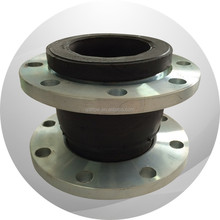 Low Pressure JIS10K Rubber Expansion Joint with Flange End