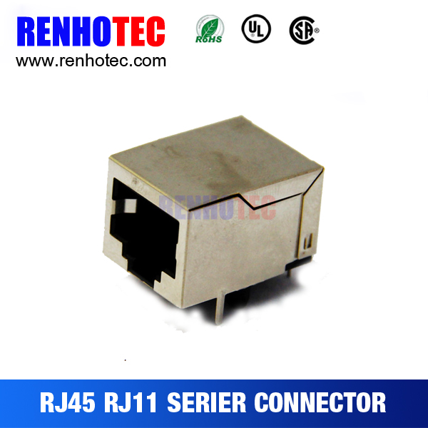 <strong>Manufacture</strong> Dosin good quality right angle rj45 usb connectors