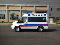 High Quality Emergency Rescue foton ambulance