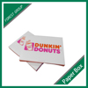 CUSTOM FANCY IVORY PAPER BOX FOR DONUT PACKAGING BOX DESIGN TEMPLATES BOX