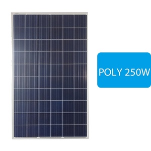 High Efficiency 250 260 270 Watt Solar Panel low Price Solar Panel