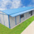 single storey light steel structure prefab house steel structure prefab labor camp accommodation houses