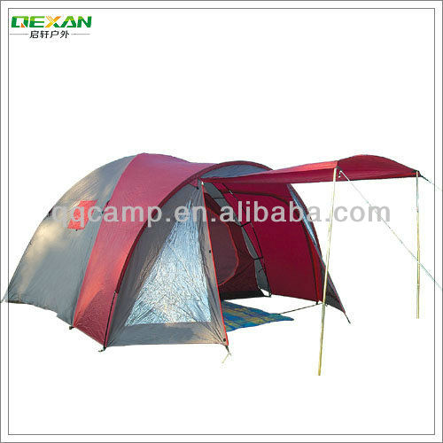 4 persons outdoor tent (family tent,camping tent)