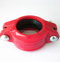 FM UL CCC Rigid coupling joint
