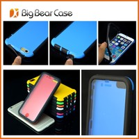 Factory phone accessories tpu soft silicon case for iphone5/iphone5s