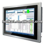 "15.6 "" Capacitive Touch monitor,1366*768,VGA/DVI singal input"
