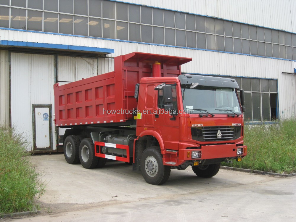 2016 shandong HIGH QUALITY man diesel dump truck price