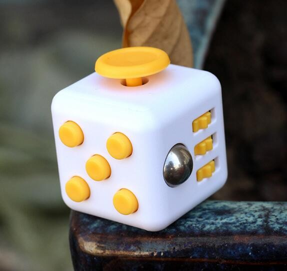 new EDC Toy Factory Price High quality fidget cube with gift box package