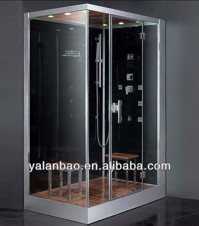 Deluxe shower rooms sauna steam rooms with Aromatherapy System G961