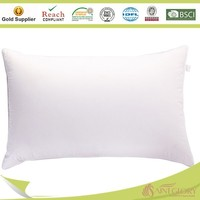 100% cotton feather pillow