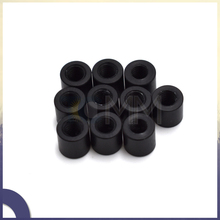 M3*5 5mm Black plastic little mini Standoff spacers For RC Racing Cross Drone Quadcopters