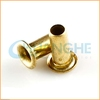 Factory Direct Custom Logo Brass Rivet