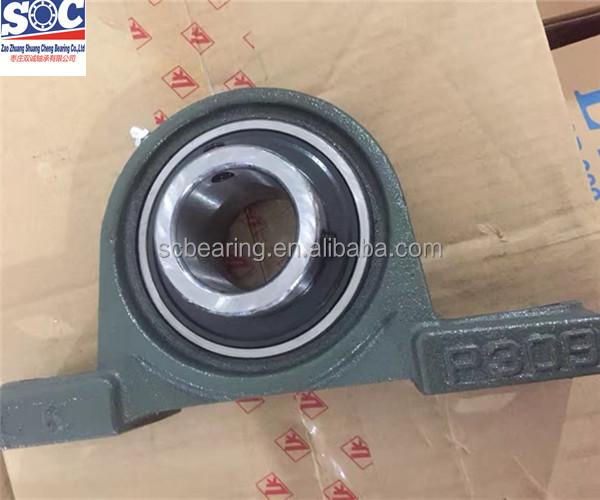 P206 QTY:1 1.25 in Pillow Blocks Cast Iron UCP206-20 Mounted Bearing UC206-20