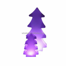 wireless 16 colors changeable waterproof outdoor decor Hot sales Led christmas light